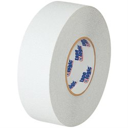 "2"" x 60' White Heavy-Duty Tape Logic® Anti-Slip Tape"