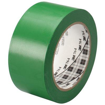 "2"" x 36 yds. Green 3M 764 Vinyl Tape"