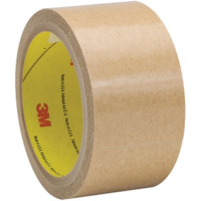 """2"""" x 60 yds. (6 Pack) 3M 927 Adhesive Transfer Tape Hand Rolls"""