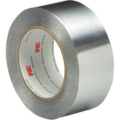 """3"""" x 60 yds. 3M - 425 Aluminum Foil Tape"""