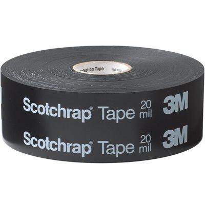 "4"" x 100' Black (1 Pack) 3M 51 Scotchwrap™ Corrosion Protection Tape"