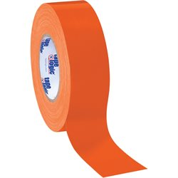 "2"" x 60 yds. Orange (3 Pack) Tape Logic® 10 Mil Duct Tape"