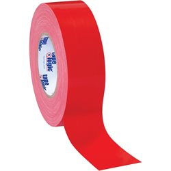 "2"" x 60 yds. Red Tape Logic® 10 Mil Duct Tape"