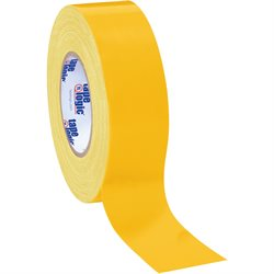 "2"" x 60 yds. Yellow Tape Logic® 10 Mil Duct Tape"