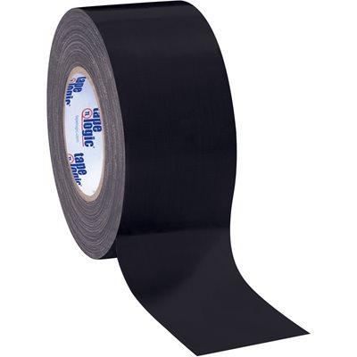 "3"" x 60 yds. Black (3 Pack) Tape Logic® 10 Mil Duct Tape"