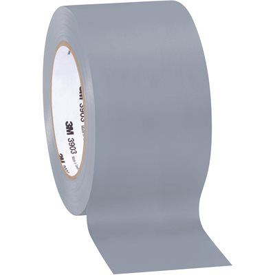 """3"""" x 50 yds. Gray 3M 3903 Duct Tape"""