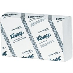 Kleenex® White Multi-Fold Towels