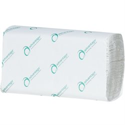 Advantage® White Multi-Fold Towels