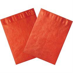 "9 x 12"" Red Tyvek® Envelopes"