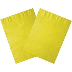 "9 x 12"" Yellow Tyvek® Envelopes"
