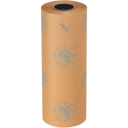 "18"" x 200 yds. VCI Paper 35 lb. Industrial Roll"