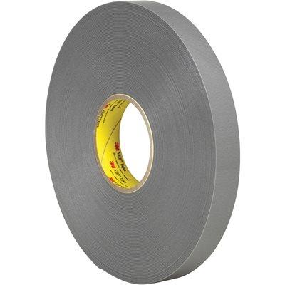"1"" x 5 yds. Gray 3M 4943F VHB™ Tape"