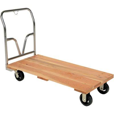 "24 x 48"" Wood Platform Truck"